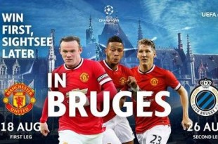 Manchester United vs Brujas
