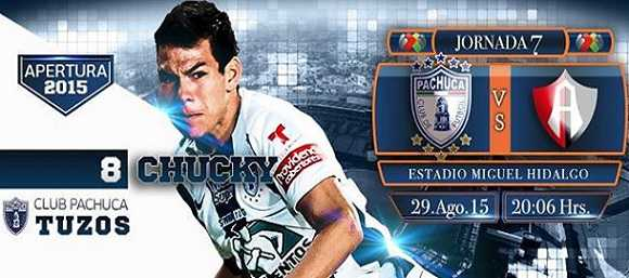 Pachuca vs Atlas