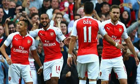 Arsenal 3-0 Manchester United