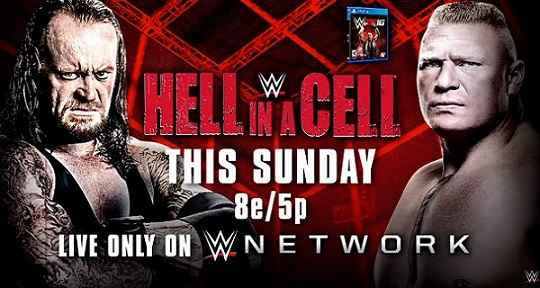 Hell in Cell 2015