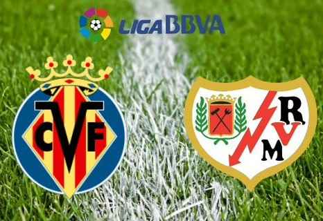 Villarreal 3-1 Rayo Vallecano Match Highlight