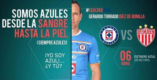 Cruz Azul vs Necaxa