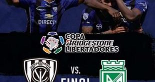 Independiente del Valle vs Atlético Nacional