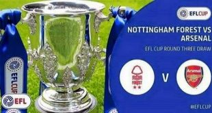 Nottingham Forest vs Arsenal