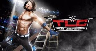 WWE TLC Tables, Ladders, And Chairs