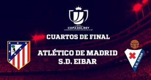 Atlético de Madrid vs Eibar