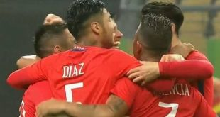 Resultado: Chile vs Islandia [Vídeo Gol Sagal – Resumen] Final China Cup 2017