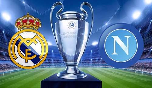Real Madrid vs Napoli