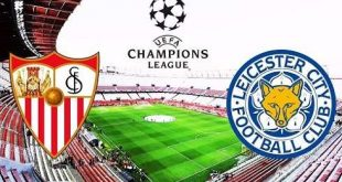 Resultado: Sevilla vs Leicester [Vídeo Goles – Resumen] Octavos de Final Champions League 2016-2017