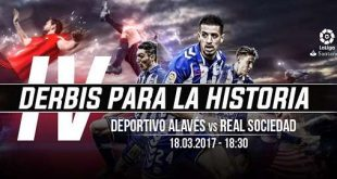 Alavés vs Real Sociedad