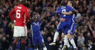 Chelsea vence 1-0 Manchester United