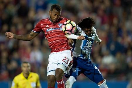 Dallas vence 2-1 Pachuca