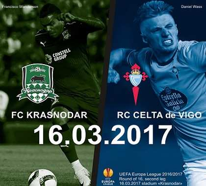 Krasnodar vs Celta