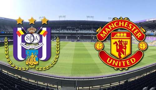 Manchester United empata con Anderlecht