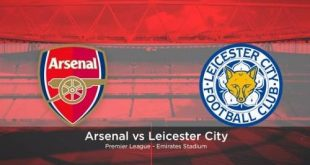 Arsenal vs Leicester