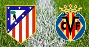 Atlético de Madrid vs Villarreal