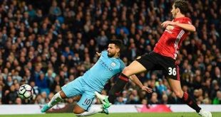 Manchester City y Manchester United igualan 0-0