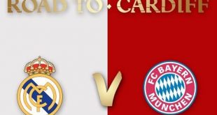 Real Madrid vs Bayern Múnich