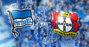 Hertha Berlín vs Bayer Leverkusen