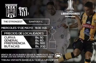 The Stronges vs Santos