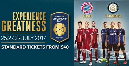 Resultado: Bayern Múnich vs Inter de Milán [Vídeo Goles – Resumen] International Champions Cup 2017