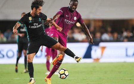 Manchester City golea 4-1 Real Madrid en la International Champions Cup 2017