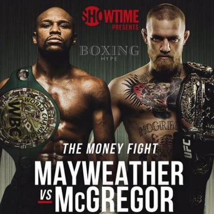 Floyd Mayweather vs Conor McGregor EN VIVO