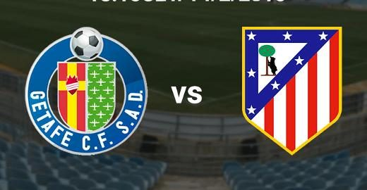 Atletico Madrid Vs Getafe Vivo Ver