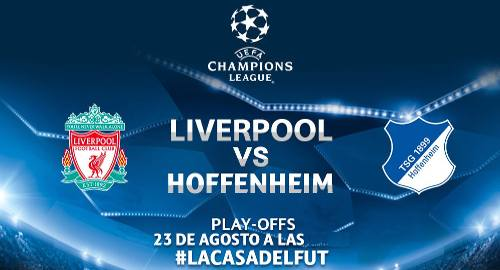 Resultado: Liverpool vs Hoffenheim [Vídeo Goles – Resumen] PlayOff Champions League 2017-2018