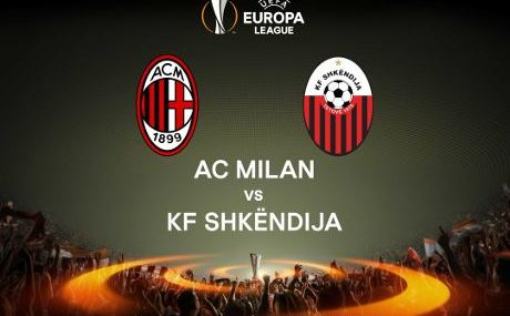 Resultado: Milán vs Shkendija [Vídeo Goles – Resumen] PlayOff Europa League 2017-2018
