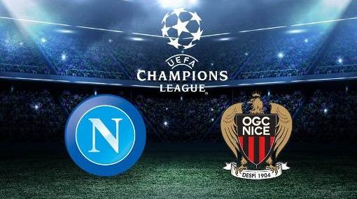 Resultado: Napoli vs Niza [Vídeo Goles – Resumen] PlayOff Champions League 2017-2018