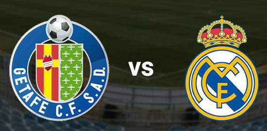 Ver Getafe Vs Real Madrid