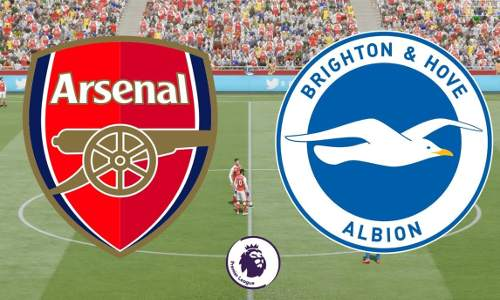 arsenal vs brighton - photo #16